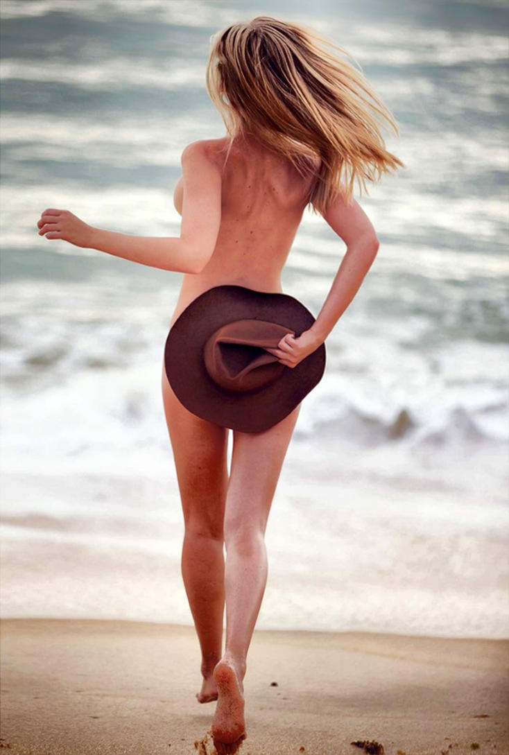 Marloes In A Cowboy Hat by pcurto