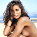 Em On A Nude Beach