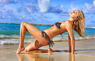 Kate's Yoga Stretch by pcurto