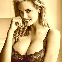 Kate's Impish Smile by pcurto