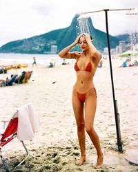 Bregje's Public Shower by pcurto