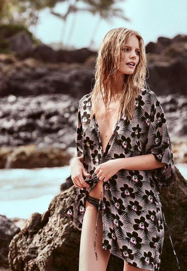 Marloes Wet And Wrapped by pcurto
