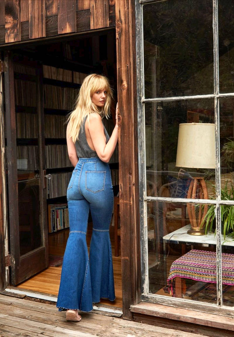 Marloes Flared Jeans by pcurto