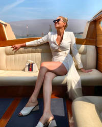 Kate On the Yacht