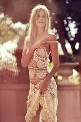 Marloes In Lace Dress