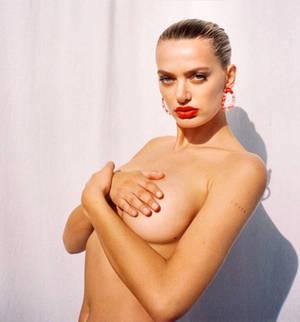 Bregje In a Nude Setting