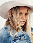 Marloes White Cowboy Hat by pcurto