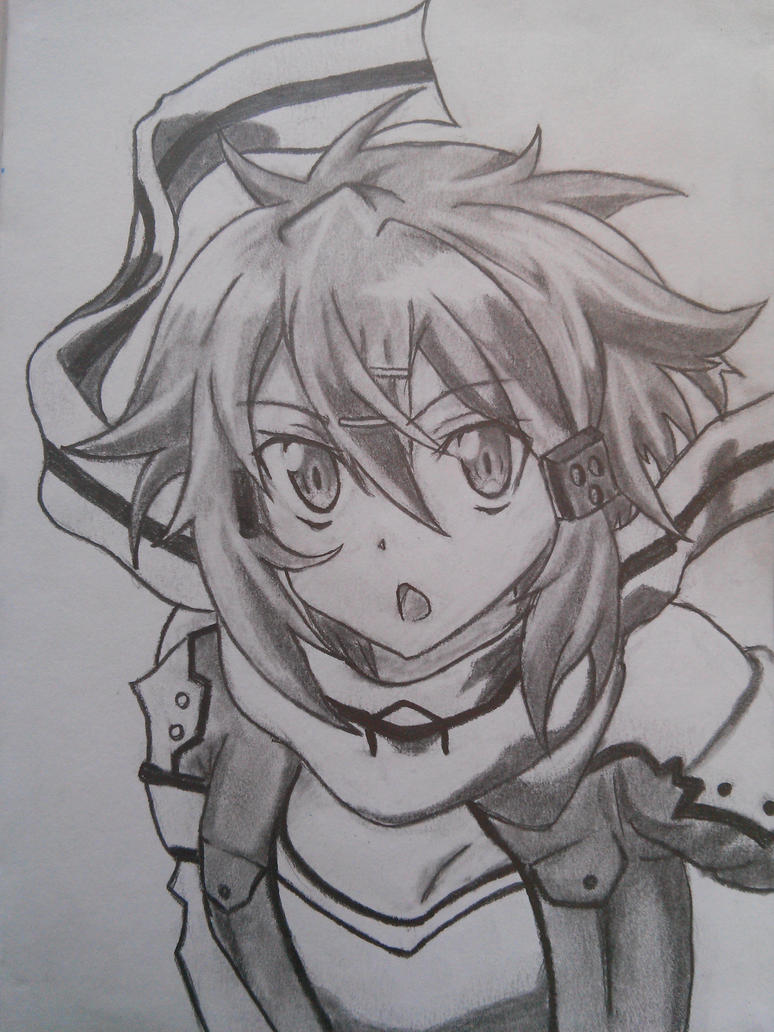 Sinon From SAO By Wolfbronze On DeviantArt