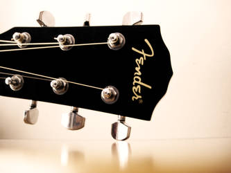 Fender Acoustic by BirdieG