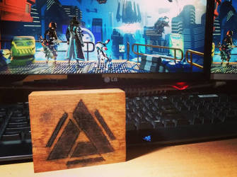 Atlas Reactor Woodburn Logo by BirdieG