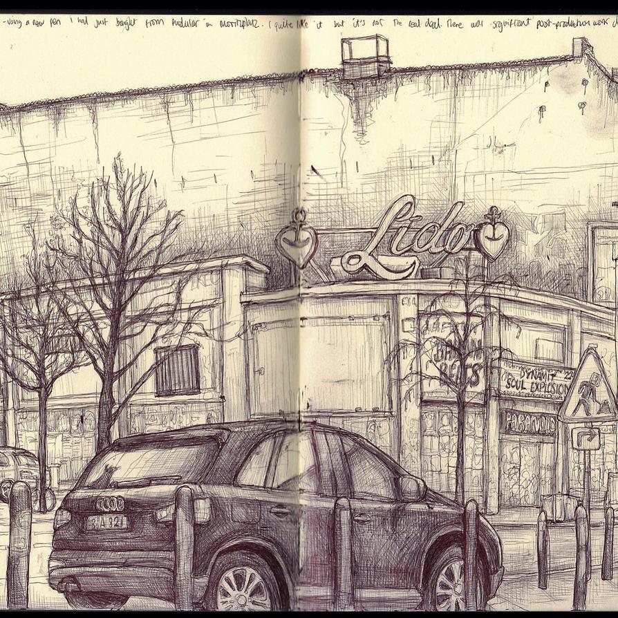 Sketchbook - Lido by keiross