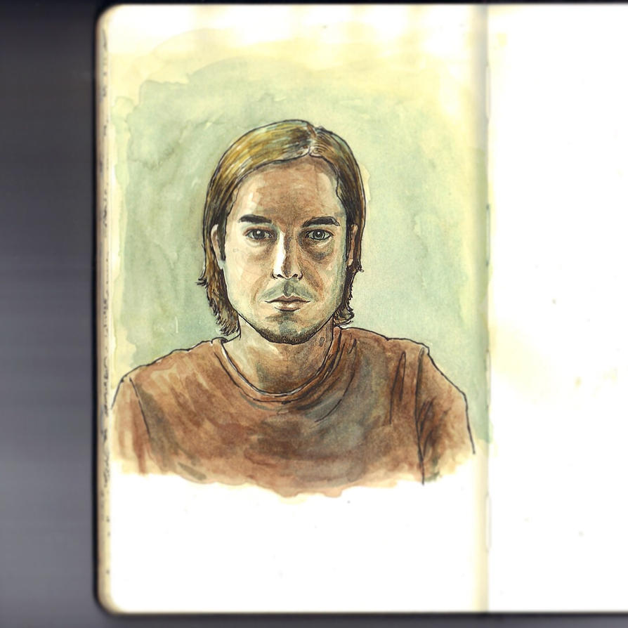 Sketchbook - first let me draw a selfie by keiross