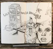 sketchbook - some random random stuff by keiross