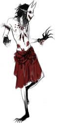 jacren - skinwalker by lonahtem