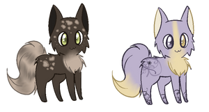 Point Cat Adoptables 2  {OPEN}