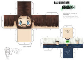 Craft your Gronkh! by anouki-morgenstern