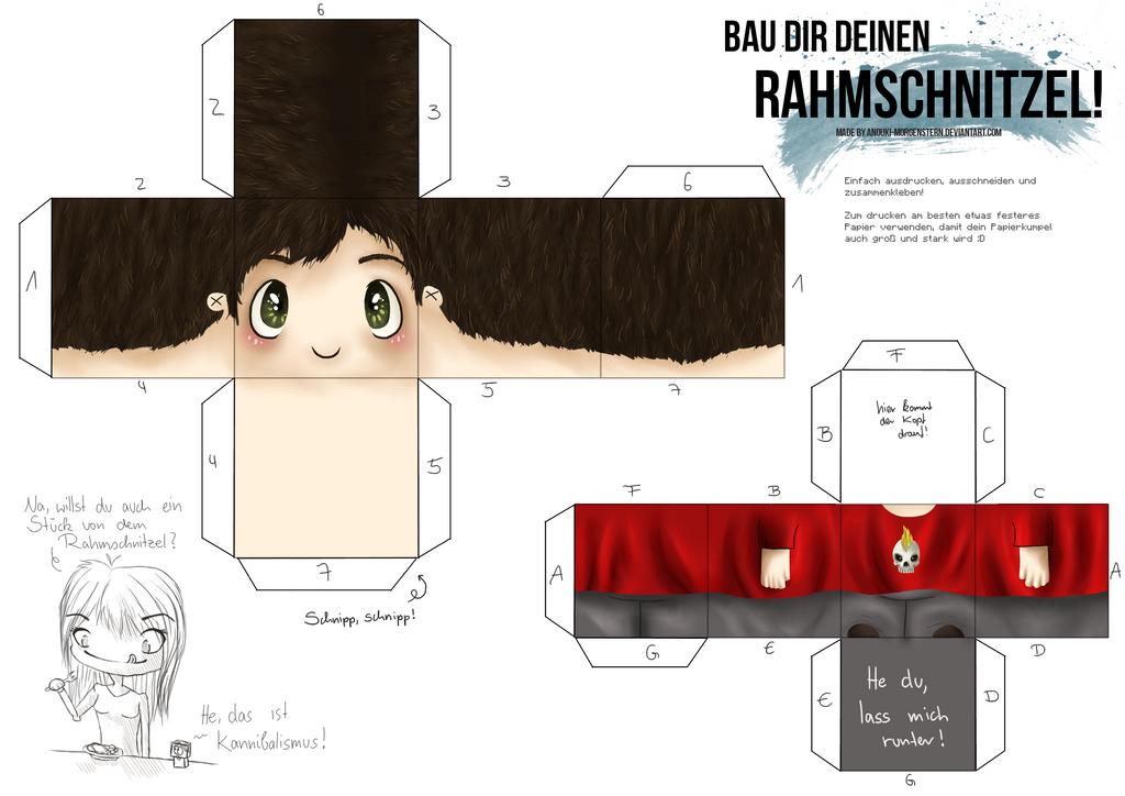 Craft your Rahmschnitzel! by anouki-morgenstern