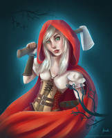 Woolfe by anouki-morgenstern