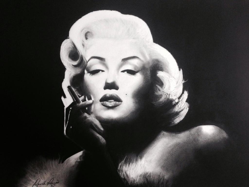 Marilyn Monroe  by susumudrm
