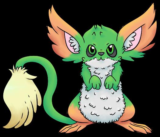 Fuzzy Underbelly by Typhloser