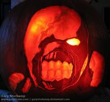 Nemesis - The Pumpkin? by GaryStorkamp
