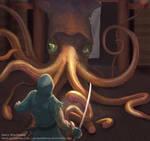 Squid vs Ninja