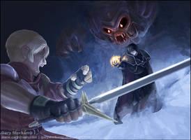 Vengeance by GaryStorkamp