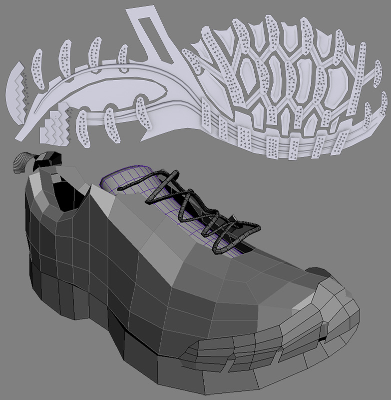 High Poly Shoes - Part 1 by GaryStorkamp