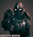 Clayton Carmine - Gears of War
