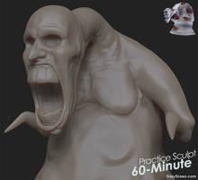 Dead Hand - 60-Minute Practice Sculpt by GaryStorkamp