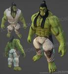Kyshrakk - Second Life Commission