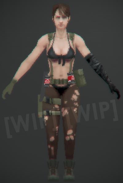 PS1 Quiet - Progress 2 by GaryStorkamp