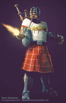 Rowdy Roddy Robocop
