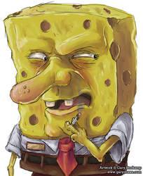 Spongebob Squarepants by GaryStorkamp