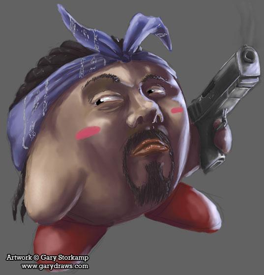 Snoop Kirby Kirb