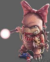 Wendy O' Koopa by GaryStorkamp