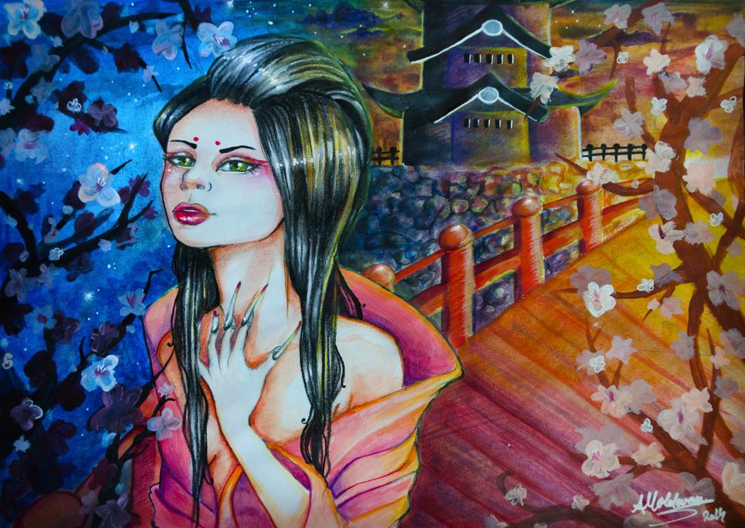 Koroshiya by angelblueeyes