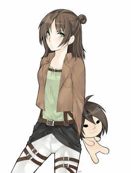 Eren (female ver.)