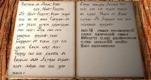 Jirrma/Xacret Book by Irolan