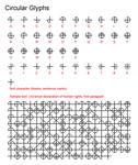 Circular Glyphs