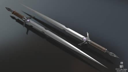 Anzhu's Sword