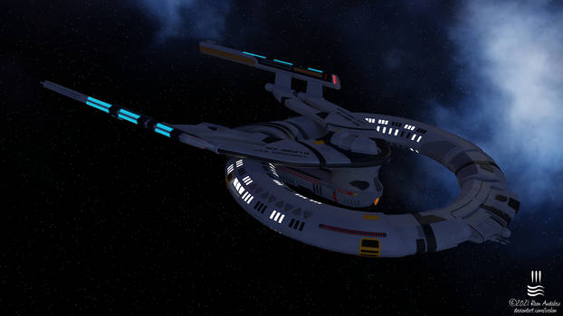 Prescience-class Stellar Science Vessel