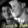 Jimmy + Coop by LaurenceEsmeralda