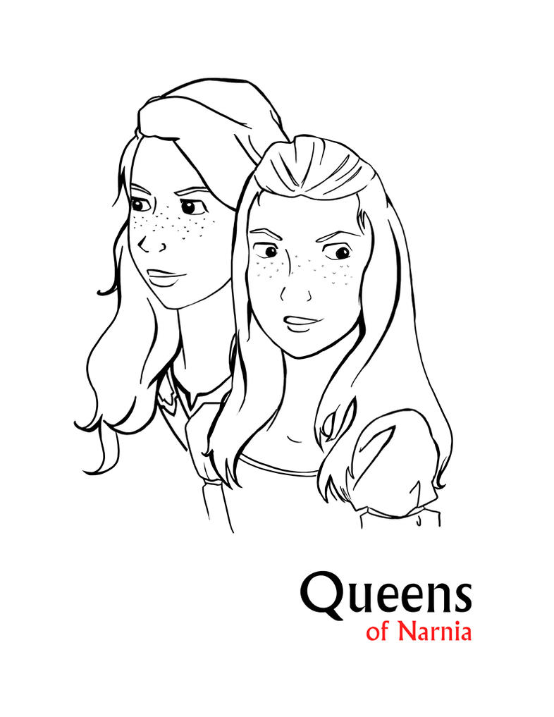 narnia coloring pages characters - photo#20