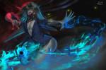 Artist Avatar Challenge- Mech Wizard
