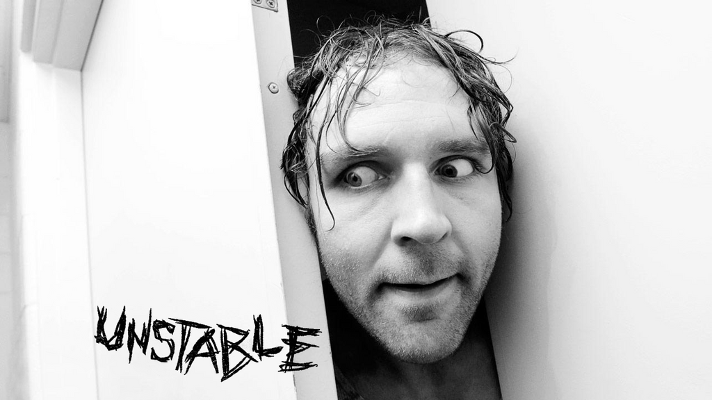 Dean Ambrose Wallpaper Version