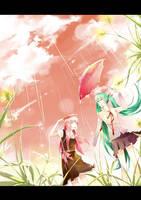 Vocaloid - Milka Sky by fuwishi