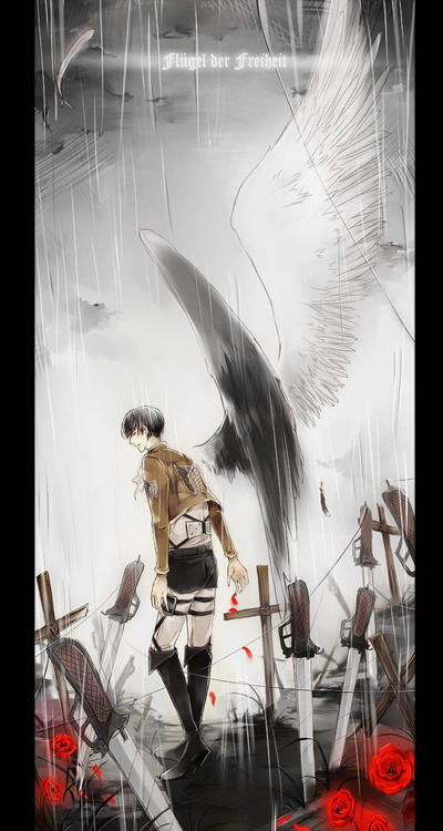 Fluegel der Freiheit by fuwishi