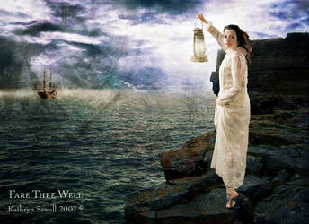 Fare the Well by KSewellDesigns