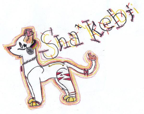Sha'Kebi--Colored by oOquaaktacularOo